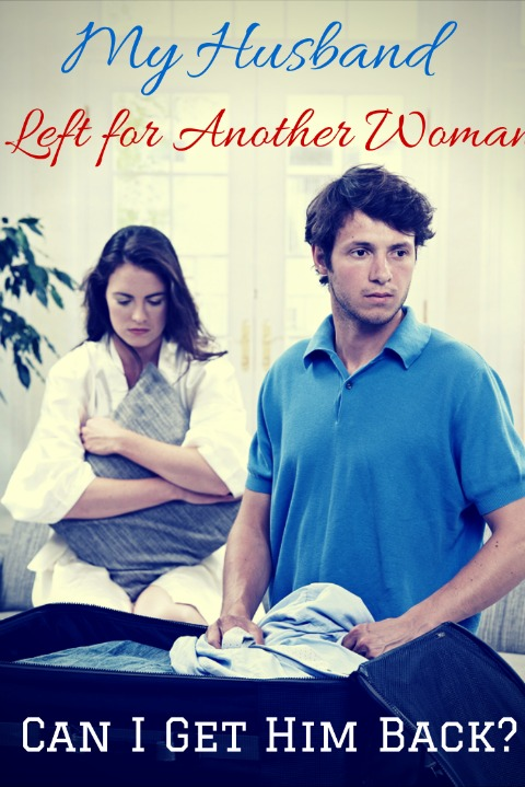my husband left me for another woman