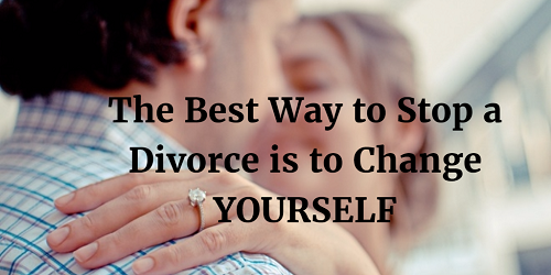prevent a divorce