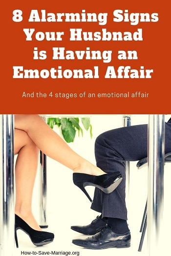 emotional affair signs he loves someone else