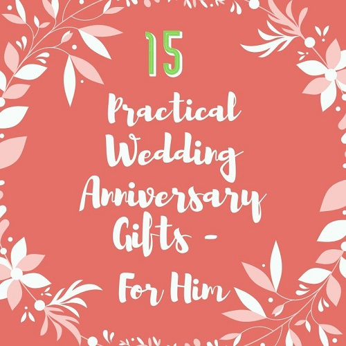 practical 50th wedding anniversary gifts for husband